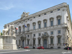 Constitutional.court.of.italy.in.rome